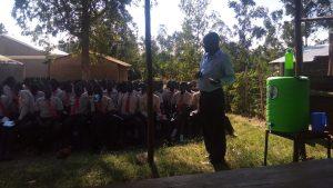 The Water Project:  Mr Andrew Buluma