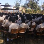 The Water Project: Shibale Secondary School -  Training