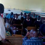 The Water Project: Lihanda Secondary School -  Training