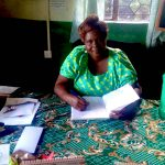 The Water Project: Erusui Girls Primary School -  Headteacher