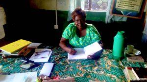 The Water Project:  Headteacher