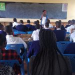 The Water Project: Shanjero Secondary School -  Training
