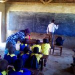 The Water Project: Chebunaywa Primary School -  Training