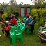 The Water Project: Elukani Community, Ongari Spring -  Training