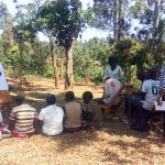 The Water Project: Sharambatsa Community, Mihako Spring -  Training
