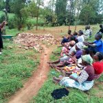 The Water Project: Ikonyero Community, Jesse Spring -  Training