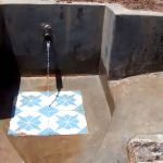 The Water Project: Elukani Community, Ongari Spring -  Finished Spring Protection