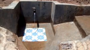 The Water Project:  Finished Spring Protection