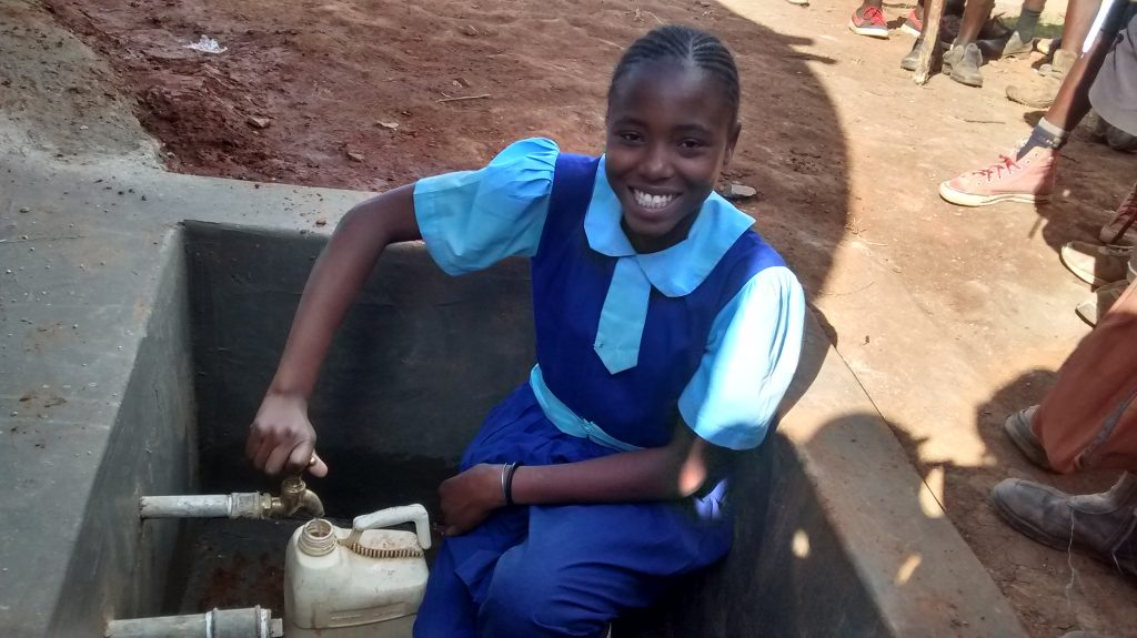 The Water Project : 21-kenya18024-delight-luvandwa
