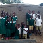 The Water Project: Esibeye Primary School -  Clean Water