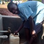 The Water Project: Shamalago Primary School -  Clean Water