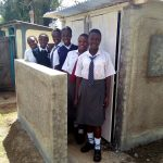 The Water Project: Imbale Secondary School -  New Latrines