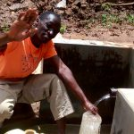 The Water Project: Elukani Community -  Clean Water