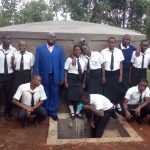The Water Project: Shanjero Secondary School -  Clean Water