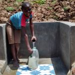 The Water Project: Ivulugulu Community -  Clean Water