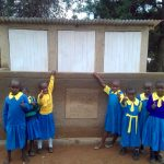 The Water Project: Chebunaywa Primary School -  New Latrines