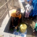 The Water Project: Musango Community, Dawi Spring -  Clean Water