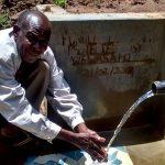 The Water Project: Elukani Community -  Mr Hezron Buchere