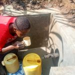 The Water Project: Esembe Community -  Clean Water