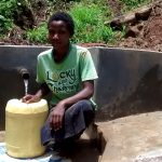 The Water Project: Elukani Community -  Philys Omungala