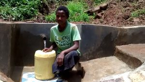 The Water Project:  Philys Omungala