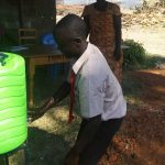 The Water Project: Shibale Secondary School -  Hand Washing Training