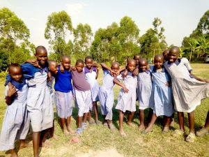 The Water Project:  Students