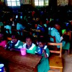 The Water Project: Eurusui Girls Primary School -  Nursery Pupils