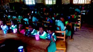 The Water Project:  Nursery Pupils