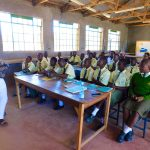The Water Project: Bushili Secondary School -  Training