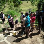 The Water Project: Bukhunyilu Community -  Spring Management Training