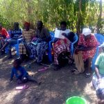 The Water Project: Musango Community B -  Training