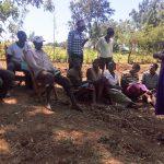 The Water Project: Sharambatsa Community A -  Training