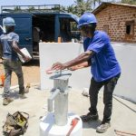 The Water Project: Sanya Community -  Pump Installation