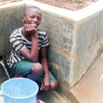 The Water Project: Bumavi Community A -  Clean Water