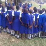 The Water Project: Mumias Complex Primary School -  Training
