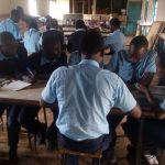 The Water Project: Esibeye Secondary School -  Training