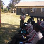 The Water Project: Shibale Secondary School -  Edith Khasemba