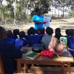 The Water Project: Bukhubalo Primary School -  Oral Hygiene Training