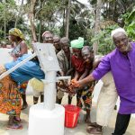 The Water Project: Sanya Community -  Clean Water
