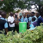 The Water Project: Esibeye Secondary School -  Hand Washing Training