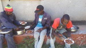 The Water Project:  Artisans On Lunch Break