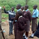 The Water Project: Lihanda Secondary School -  Tank Training