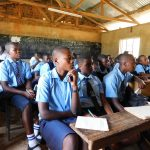 The Water Project: Muyere Secondary School -  Training