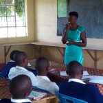 The Water Project: Shanjero Secondary School -  Dental Hygiene Training