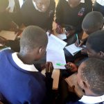 The Water Project: Imbale Secondary School -  Training