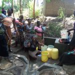 The Water Project: Shiyunzu Community, Imbukwa Spring -  Training