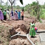 The Water Project: Ataku Community, Ataku Spring -  Onsite Training