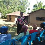 The Water Project: Bukhunyilu Community -  Training