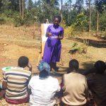 The Water Project: Sharambatsa Community, Mihako Spring -  Solar Disinfection